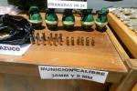 Las autoridades no descartan que este armamento incautado, pertenezca a los combos que delinquen en esta zona del nororiente de Medellín.