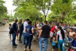 Desplazados en el sector del Ambato en Tibú