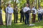 Presidente Iv{an Duque en Tibú