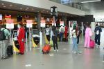 Instalaciones del Aeropuerto El Dorado