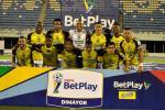 Alianza Petrolera golea y pasa a octavos de final por Copa Betplay