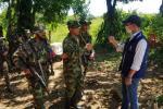 Disidencias de las Farc liberaron a militar que permanecia secuestrado