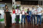 Entrega de Títulos de tierras en el municipio de Tibú