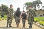 Rescate de Reclutamiento de Menores en Norte de Santander