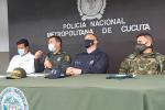 Balance Policía Metropolitana Cúcuta