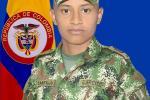 Soldado Jhony Andrés Castillo