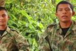 Soldados secuestrados en el Catatumbo