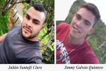 Jóvenes asesinados Ocaña