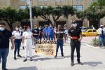 Protesta de Asobares en Cúcuta