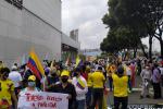 Protestas Bucaramanga