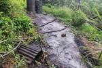 El Ejército destruyó refinería ilegal del ELN en Norte de Santander