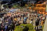 Con velatón y oraciones, bumangueses se unieron para pedir por los heridos en las manifestaciones