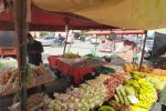 Ventas frutas y verduras