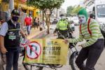 En Cúcuta con campañas se busca erradicar el mal parqueo