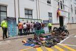 Cayó peligrosa banda que había cometido más de 80 hurtos en Bucaramanga