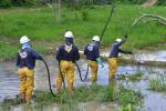 Con riguroso programa, Ecopetrol intenta resolver los impactos ambientales no resueltos en el Magdalena Medio