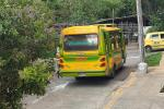 Bus urbano en Bucaramanga