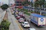 Metrolínea cedió uno de sus carriles principales para mejorar la movilidad en Bucaramanga