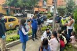 Operativos desarrollados en Bucaramanga