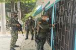 En Tibú policía y ejército realizan operativos