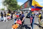 Campesinos, estudiantes y maestros salieron a marchar en Cúcuta