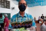 Más de 25 mil adultos mayores recibirán mercados gratis en Bucaramanga