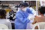 Vacunación habitantes de calle