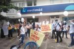 Protestas en Cúcuta contra Medimás