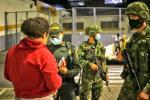 El Ejército presta apoyo a los operativos de seguridad y convivencia en Bucaramanga.
