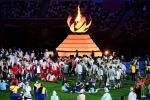 Clausura de los Juegos Olímpicos de Tokio.