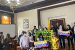 Congresistas Fracking