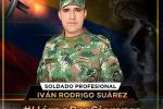 Soldado Iván Rodríguez