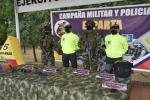 Duro golpe al Clan del Golfo propinó en Ejército