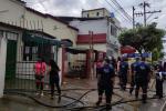Grave incendio en centro de rehabilitación en Bucaramanga deja dos muertos