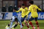Selección Colombia vs Selección Uruguay, Eliminatorias