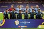 Selección Uruguay vs Selección Colombia
