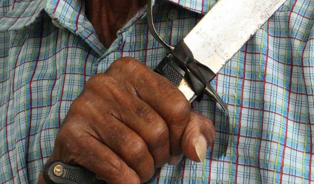 A machete hombre impidió que su hermana fuera violada en zona rural de Ibagué - Alerta Tolima