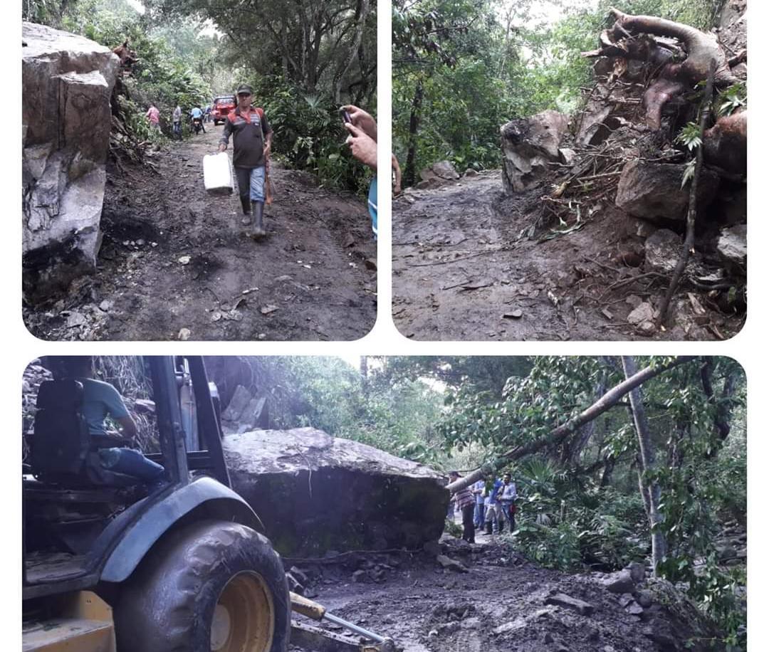 Más de 600 personas están incomunicadas en zona rural de Rovira - Alerta Tolima