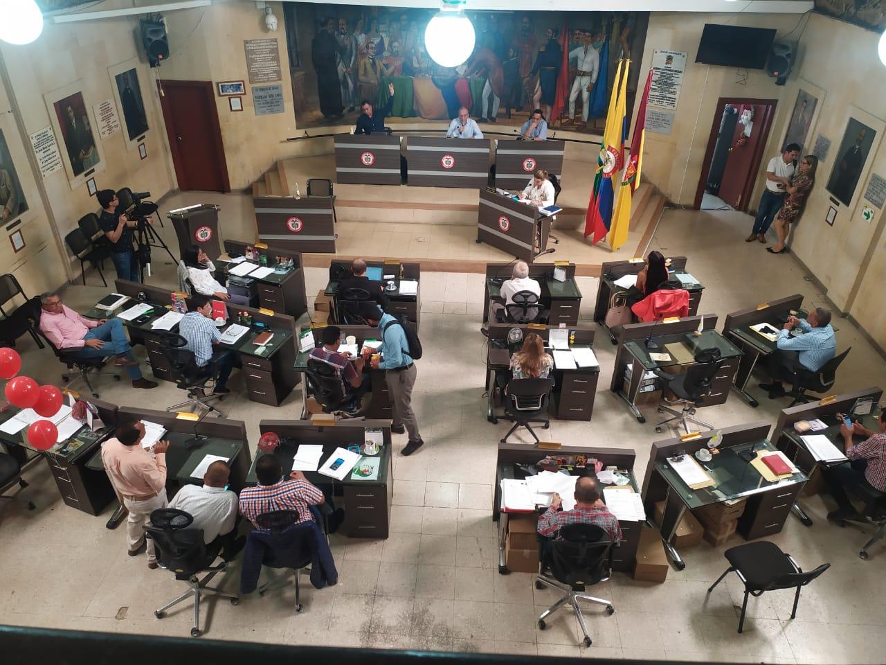Noticias Ibagué: Concejales de Ibagué arremetieron en contra de Juan Salaza - Alerta Tolima