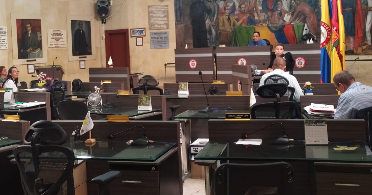 Hoy regresan concejales de Ibagué suspendidos por la Procuraduría - Alerta Tolima