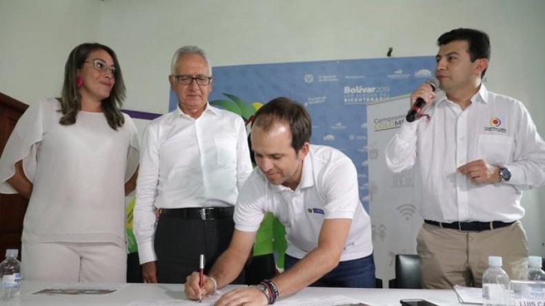 Finalmente se firmó convenio entre Alcaldía de Ibagué y el Ministerio del Deporte - Alerta Tolima