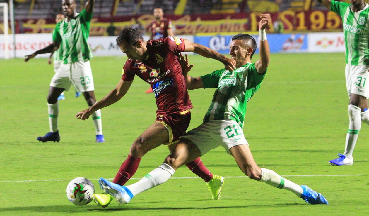 Deportes Tolima retoma paternidad sobre Nacional, le ganó 1 a 0 - Alerta Tolima