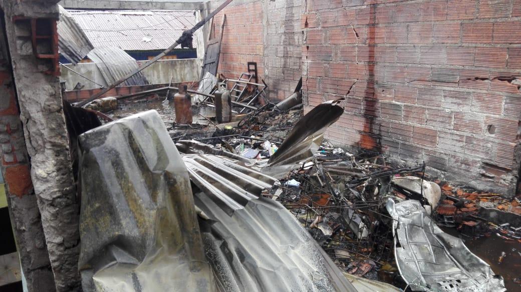 Noticias Tolima: Reporte explosión Santa Isabel, Tolima - Alerta Tolima
