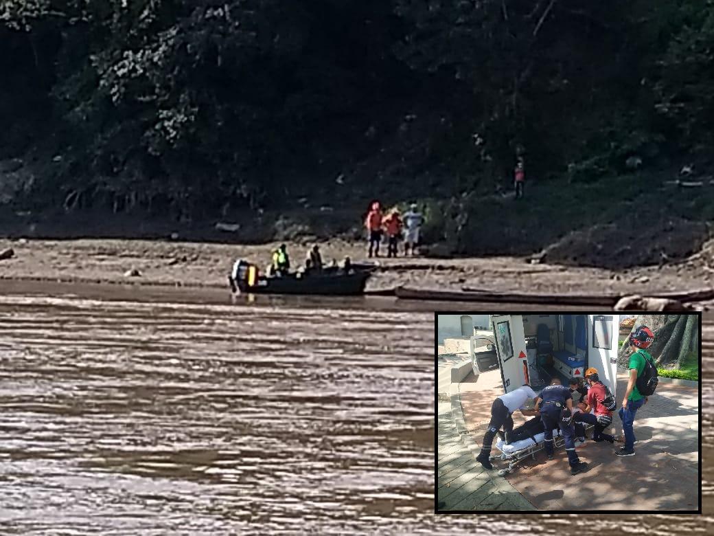 Avioneta cayó al río Magdalena en el municipio de Flandes - Alerta Tolima