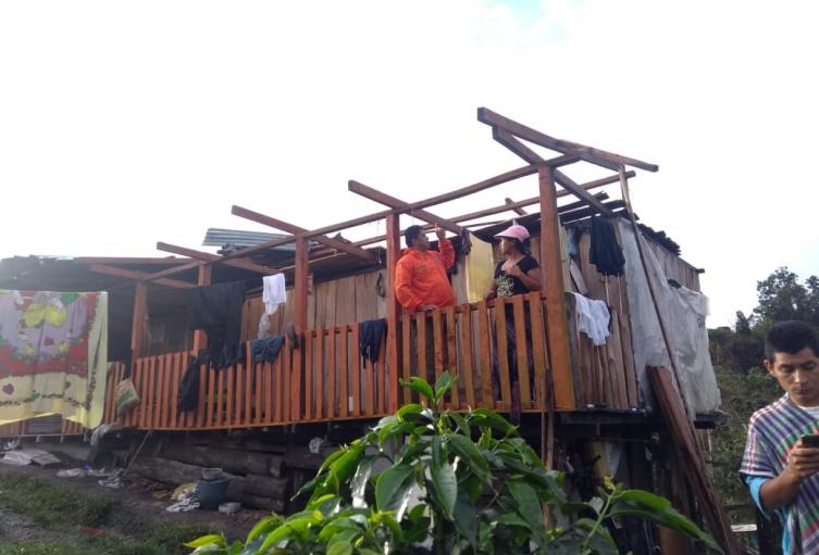 Lluvias provocan emergencias en Villahermosa Tolima - Alerta Tolima