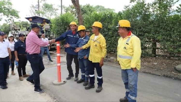 Consorcio Construcciones se ganó licitación para la vía Ibagué - Rovira - Alerta Tolima