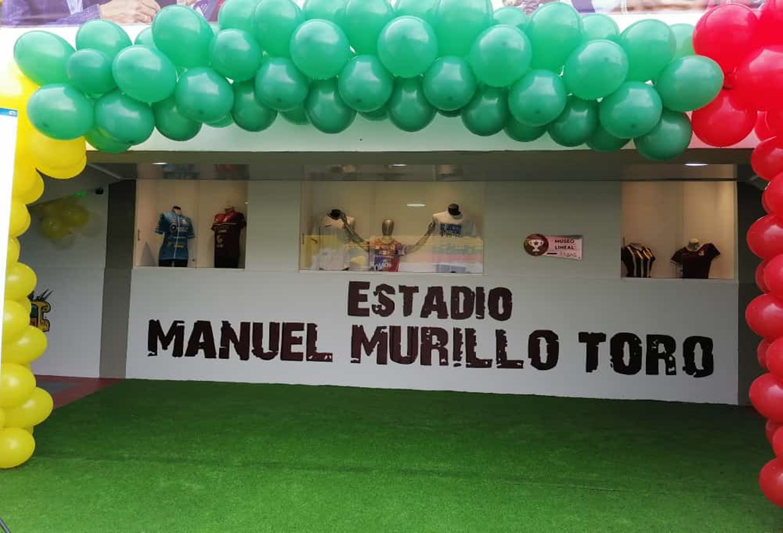 Museo del Deporte Estadio Manuel Murillo Toro de Ibagué