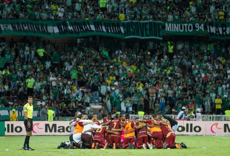 El Deportes Tolima de Alberto Gamero alcanzó la gloria