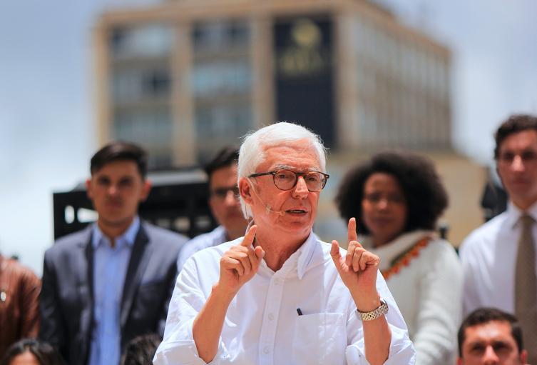 Jorge Robledo, senador