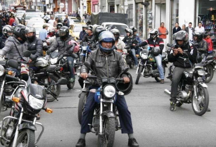Pico y placa para motos.